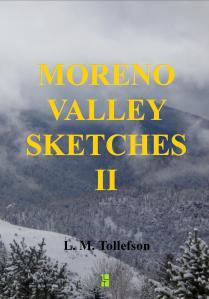 Moreno Valley Sketches II.Ebook Cover