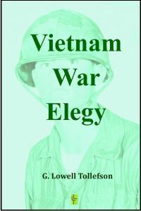 Viernam War Elegy.cover framed