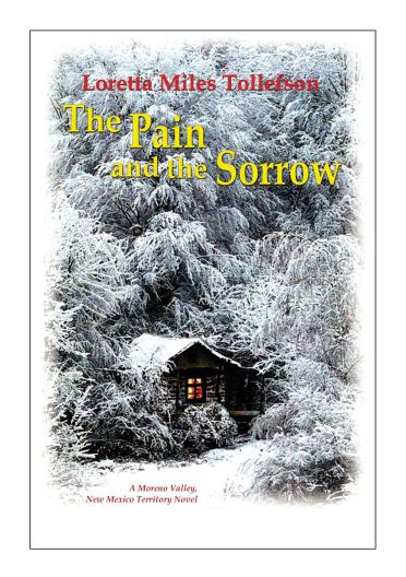 Pain and Sorrow cover.framed