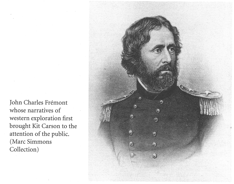 John C. Fremont.Simmons 3 wives