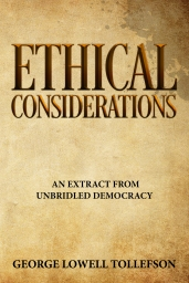 Ethical Considerations cover