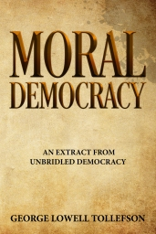 Moral Democracy cover