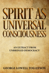 Spirit as Universal Consciousness cover