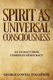 Spirit as Universal Consciousness cover