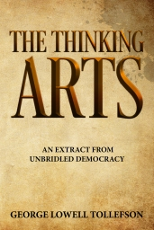 The Thinking Arts cover