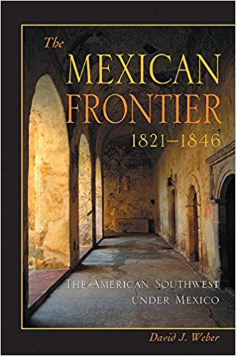 The Mexican Frontier cover