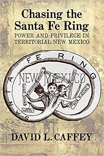 Chasing the Santa Fe Ring cover