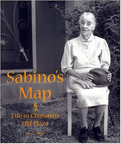 Sabinos Map cover