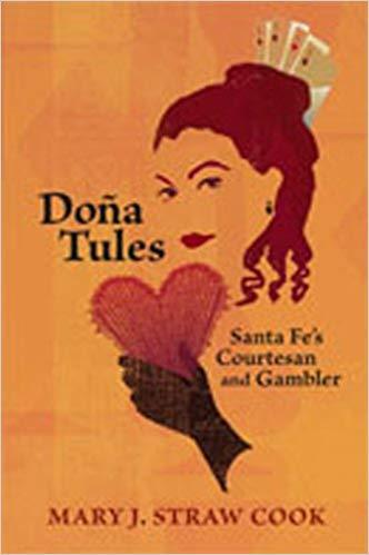 Dona Tules Bio cover