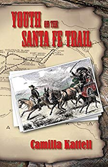 Kattell.Youth On The Santa Fe Trail cover