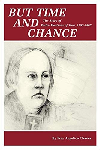 Chavez.But Time and Chance.cover