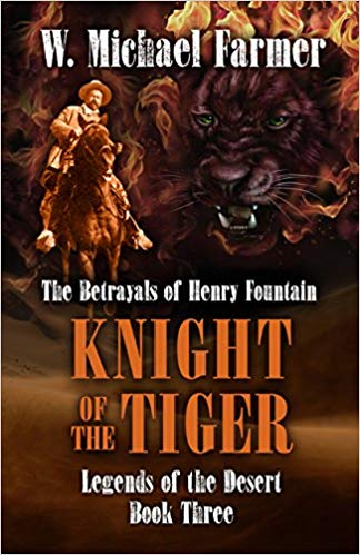 Farmer.Knight of the Tiger.cover