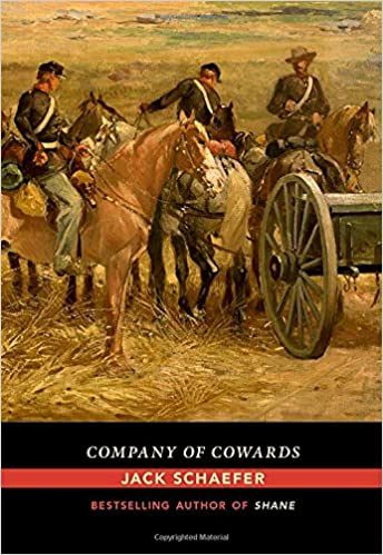 Schaefer.Company of Cowards.cover